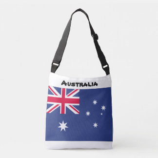 Australian Flag Tote Bag