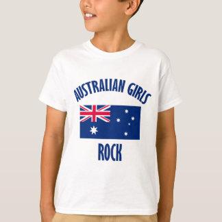 Australian girls  rock DESIGNS T-Shirt