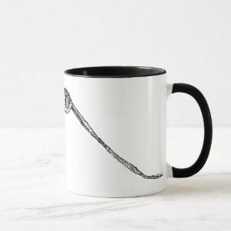 Australian Hobby or Little Falcon Mug