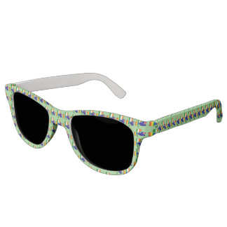 Australian Irish Gay Pride Shamrock Sunglasses