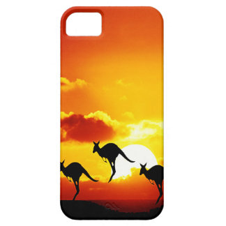 Australian kangaroo case for the iPhone 5