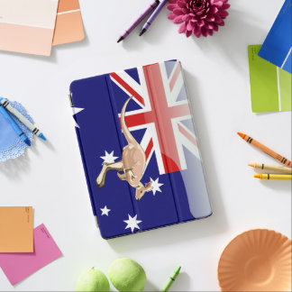 Australian kangaroo iPad air cover
