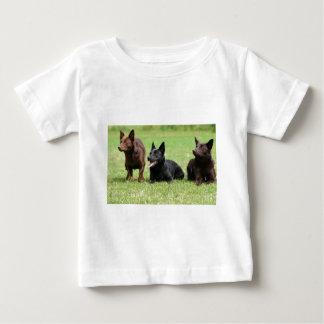 Australian Kelpie Puppies Baby T-Shirt