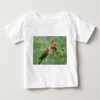 Australian King Parrots Baby T-Shirt