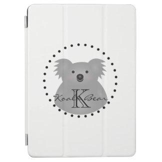 Australian Koala Bear Cute Add Your Name Monogram