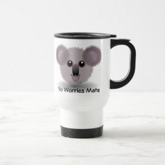 Australian Koala Travel Mug
