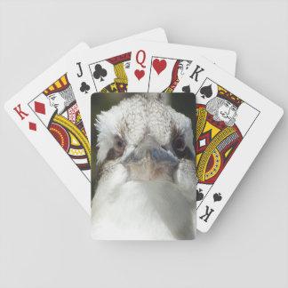 Australian Kookaburra Playing Cards