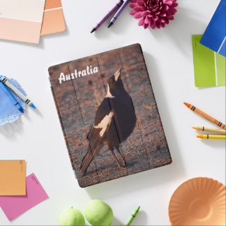 Australian Magpie IPad cover