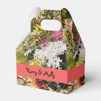 Australian Native Wildflowers Favor Box