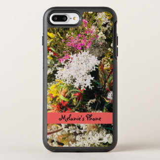Australian Native Wildflowers OtterBox Symmetry iPhone 8 Plus/7 Plus Case