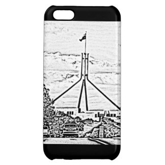 Australian Parliament - Canberra iPhone 5C Cover