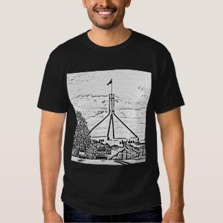 Australian Parliament - Canberra Tee Shirts
