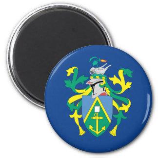 Australian Pitcairn Islands Flag 2 Inch Round Magnet