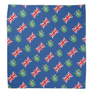 Australian Pitcairn Islands Flag Bandannas
