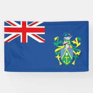 Australian Pitcairn Islands Flag Banner
