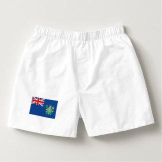 Australian Pitcairn Islands Flag Boxers