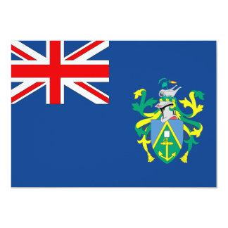 Australian Pitcairn Islands Flag Card