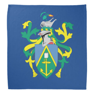 Australian Pitcairn Islands Flag Kerchief