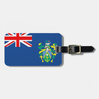 Australian Pitcairn Islands Flag Luggage Tag