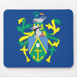 Australian Pitcairn Islands Flag Mouse Pad