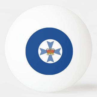 Australian Queensland Flag Ping Pong Ball