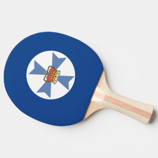 Australian Queensland Flag Ping Pong Paddle