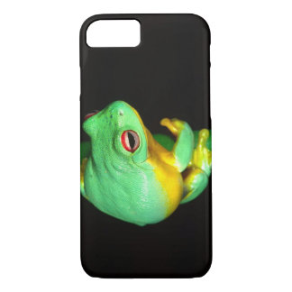 Australian Red Eye Treefrog, Litoria chloris, iPhone 7 Case
