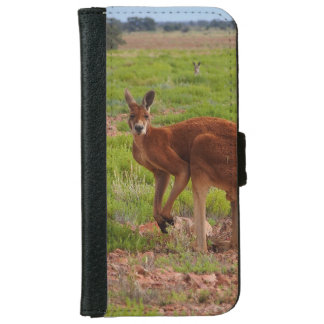 Australian red kangaroo phone case