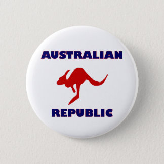 Australian Republic 2 Inch Round Button