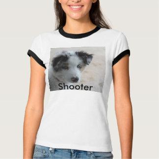 Australian Shepard Shooter T-Shirt