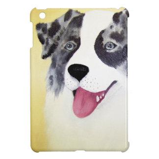 Australian Shepherd Blue Merle  Bi iPad Mini Cases