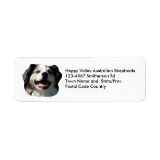 Australian Shepherd Breeder Sticker