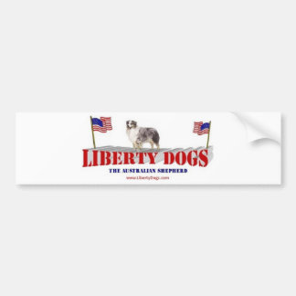 Australian Shepherd Bumper Sticker