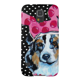 AUSTRALIAN SHEPHERD CASE FOR GALAXY S5