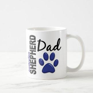 Australian Shepherd Dad 2 Coffee Mug