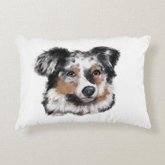 Australian Shepherd Decorative Pillow