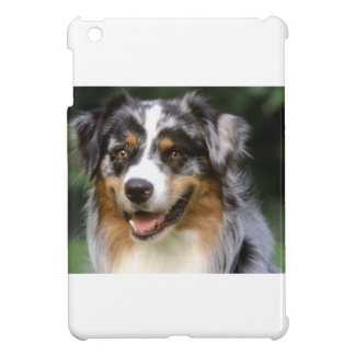 Australian Shepherd Dog iPad Mini Cover