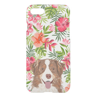 Australian shepherd dog red merle iphone case