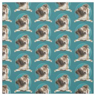 Australian Shepherd Fabric