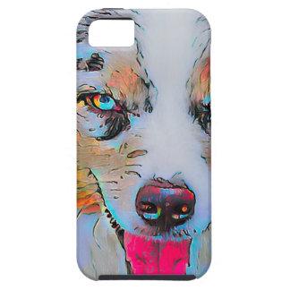 Australian Shepherd iPhone 5 Case