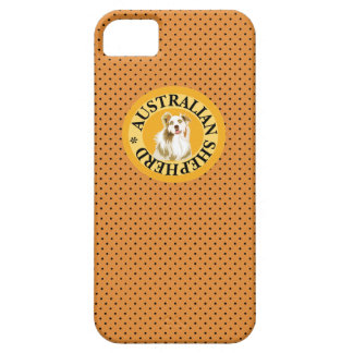 Australian Shepherd iPhone 5 Cases