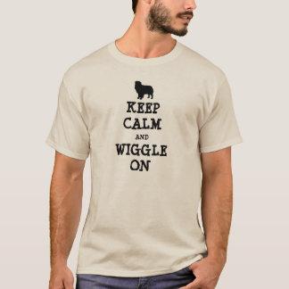 Australian Shepherd Keep Calm T-Shirt