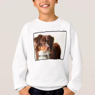 Australian Shepherd kids sweatshirt