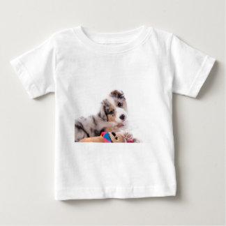 Australian shepherd puppy baby T-Shirt