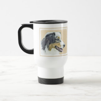 Australian Shepherd Travel Mug