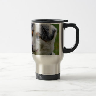 Australian Shepherd Travel Mug