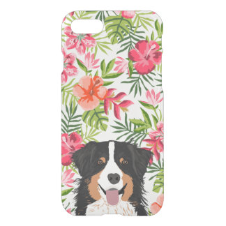 Australian Shepherd tri colored phone case