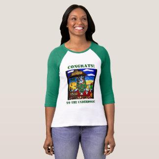 AUSTRALIAN SHEPHERD UNDERDOG T-Shirt