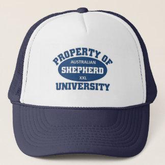 Australian Shepherd University Trucker Hat