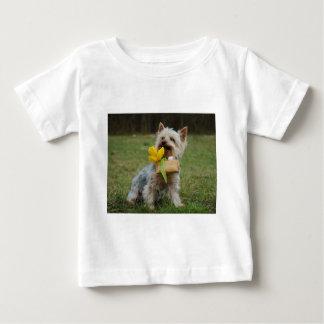 Australian Silky Terrier Dog Baby T-Shirt